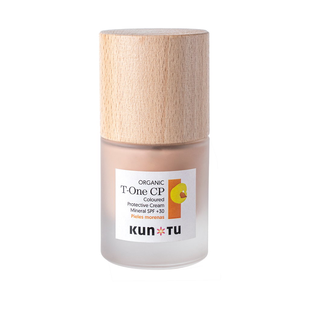 T-ONE CP Coloured Protective Cream Mineral SPF +20